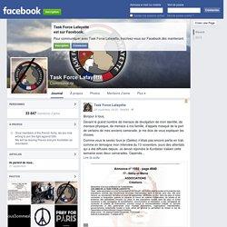 Task Force Lafayette - facebook