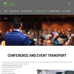 Tasmania Bus Hire for business conference and events