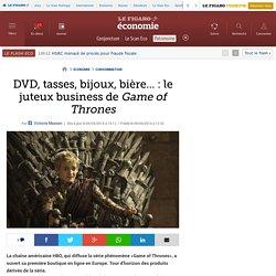 DVD, tasses, bijoux, bière… : le juteux business de Game of Thrones