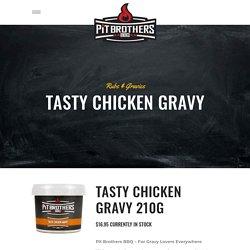 Tasty Chicken Gravy