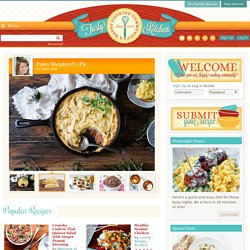 Tasty Kitchen: A Happy Recipe Community!