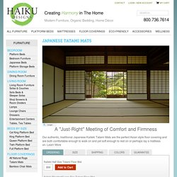 Tatami Mats, Japanese Tatami mats, Japanese flooring