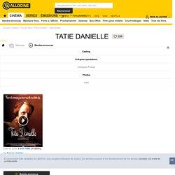 Tatie Danielle - film 1990 - F CHA