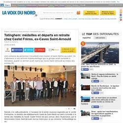 Tatinghem: médailles et départs en retraite chez Castel Frères, ex-Caves Saint-Arnould