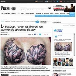 Le tatouage pour les survivantes du cancer du sein