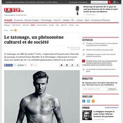 Le tatouage, un phénomène culturel et de société - Santé