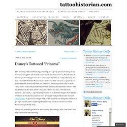 Tattoo History Occasionally