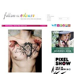 #tattoofriday – Buena Vista Tattoo Club