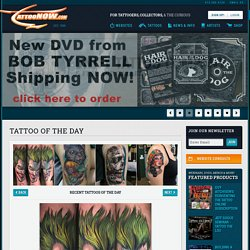 TattooNOW : - Quality Tattoos and Artists