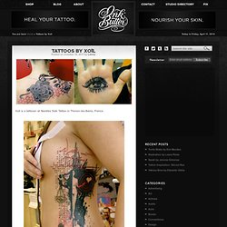Tattoo Culture and Art Daily