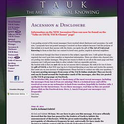 TAUK - The Art of Universal Knowing
