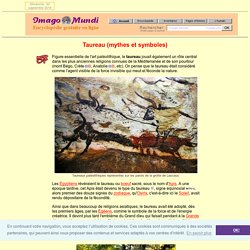 Taureau (symbolisme).