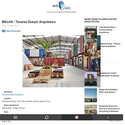 MALHA / Tavares Duayer Arquitetura
