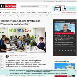 Vers une taxation des revenus de l'économie collaborative