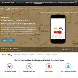 Taxi Booking App, BooknRide