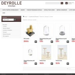 Taxidermie, ostéologie, curiosités - Deyrolle