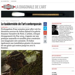 la Diagonale de l'art - Le taxidermiste de l'art contemporain - Libération.fr