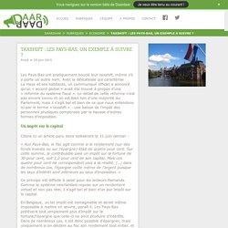Taxshift: les Pays-Bas, un exemple à suivre? - DaarDaar