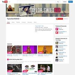 TaylorSwiftVEVO's Channel