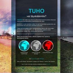 Tuho vai täyskäännös? – Matkaa vuoteen 2100 ja katso, mitä ilmastonmuutos tekee sinun ja lastesi elämälle