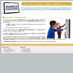 TBI AVANCE EDUCATION