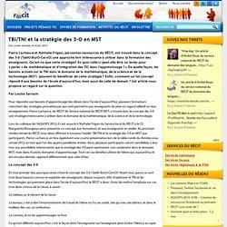 TBI/TNI et la stratégie des 3-O en MST