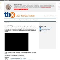 tbx - Tool