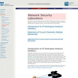 TC: NetSec lab