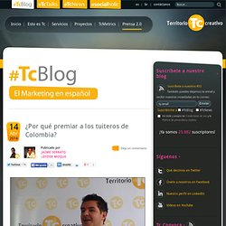 TcBlog, el marketing en español