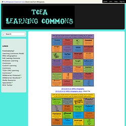 tcealearningcommons - MRS Infographics