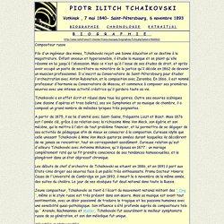 Tchaikovski - ecoles.cfwvb.be