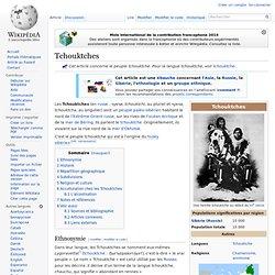 Tchouktches