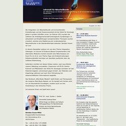 TCM newsletter 07/2011