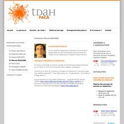 TDAH-PACA - Pr Manuel BOUVARD