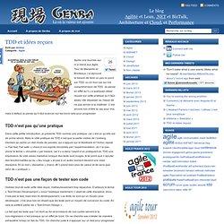 TDD et idées reçues : Genba