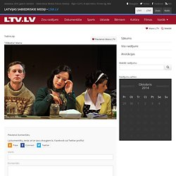 Teātris.zip / LTV.LV