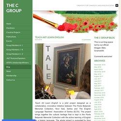 Teach Art Learn English - The C Group
