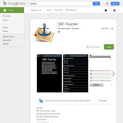 SBF-Teacher