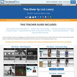 The Giver Teacher Guide and Lesson Plans from Storyboard That!