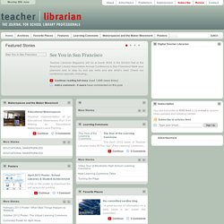 Teacher Librarian