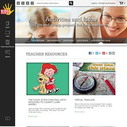 Teacher Resources Archive - KIDS DISCOVER