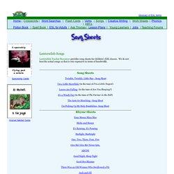 Boggle's World: ESL Teacher Resources and Worksheets