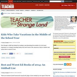 Teacher in a Strange Land