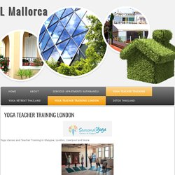 Yoga London Teacher Training