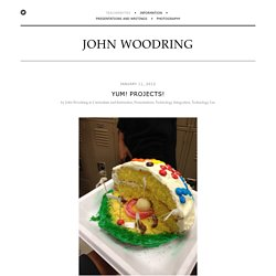 Yum! Projects! - Teacherbytes - johnwoodring