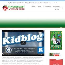 An Introduction to Kidblog