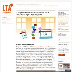 Il progetto TeacherDojo: nuovi percorsi per le competenze digitali degli insegnanti