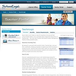 TeacherLogic