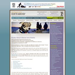 For Teachers » Books About Iditarod and Alaska