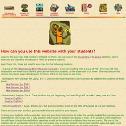 Teachers The English Learning Website